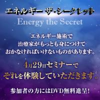 エネルギーザ・シークレット